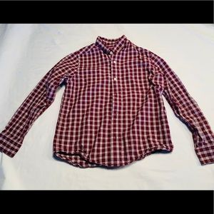 Children's place, boys button down, size M 7/8